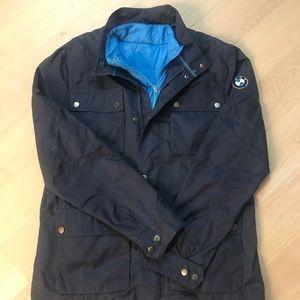 BMW Motorrad Jacket w/detachable vest